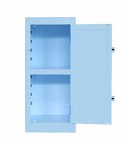 PP酸碱柜_瓷白 12加仑强酸强碱安全柜