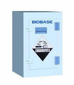 PP酸碱柜_瓷白 4加仑强酸碱存储柜
