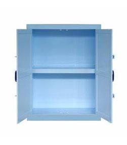 PP酸碱柜_瓷白 30加仑强酸碱柜