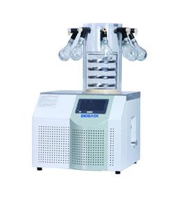 台式真空冷冻干燥机 BK-FD10PT(多歧管压盖型)