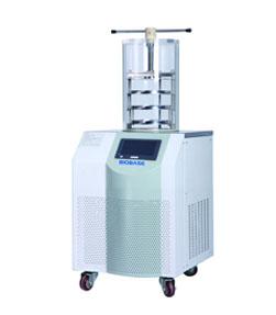 台式真空冷冻干燥机 BK-FD10T(压盖型)