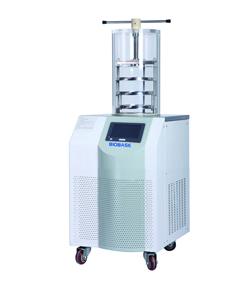 立式真空冷冻干燥机 BK-FD18AT/BT(压盖型)